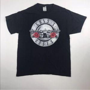 Guns N Roses 2007 Band Tee T Shirt